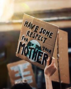 Have some respect for your mother! Mother EARTH Have some respect for your mother! Mother EARTH Have some respect for your mother! Mother EARTH Have some respect for your mother!