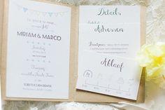 Eine bunte DIY-Hochzeit bei Frankrfurt - der erste Teil der neuen Themenwoche!