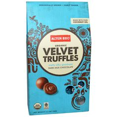 Have No Fear, These Truffles Have A Sweet Alter Eco