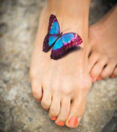 Photo extraite de 21 tatouages réalistes pour que le corps des femmes se transforme en oeuvre d'art (21 photos)