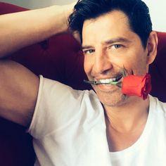 Sakis Rouvas Greek singer, model and actor Famous Men, Greek, Singer, Artists, Actors, Guys, Instagram Posts, Model
