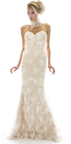 Elizabeth Fillmore Fall 2012 Bridal
