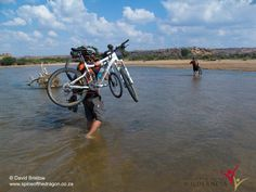 Crossing the Limpopo River