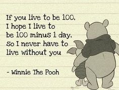Winnie The Pooh Tumblr Quotes | winnie the pooh pooh bear pooh quote friendship love love story if you ...