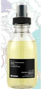 Davines Oi Oil Absolute Beautifying Potion. Seriously the most amazing thing you could ever purchase for your hair. Definitely worth the price!
