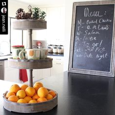 """P a i n t e d F o x h o m e on Instagram: """"So much loveliness! #wehavethebestcustomersonearth And don't forget.... 25% off, storewide, and always free shipping! #Repost @jean.nelli ・・・ Clean kitchen and The Bachelor = the only reason I love Mondays! Woohoo! #happymonday #cleankitchen #bachelornight #whitekitchen #farmhousestyle #farmhousekitchen #paintedfoxfamily #farmhouseswag"""""""