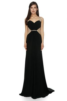 Black and Gold Evening Dress Bridesmaid Dresses, Prom Dresses, Formal Dresses, Wedding Dresses, Gold Evening Dresses, Luxury Dress, Designer Gowns, Festival Outfits, Illusion