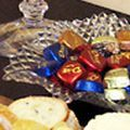 Elite Salon & Day Spa serving up some chocolates & cookies! Complimentary with any day spa package