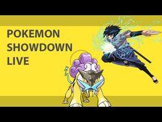 Pokemon Showdown (LIVE)