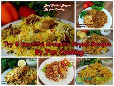 Biryani Recipes By Fun Cooking | Fun Cooking