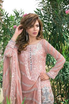 2016 Zainab Chottani Eid collection Pics
