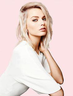 Margot Robbie for Elle Australia (March 2014)