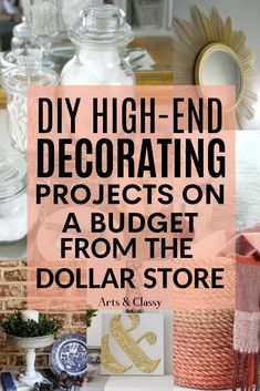 DIY home decor on a budget dollar store | Home decor on a budget dollar store | DIY home decor dollar store | Dollar store upcycle | DYI dollar store | The dollar store | Dollar store ideas | Dollar store projects | Hometalk diy dollar store | Cricut dollar store | Dollar store DYI projects | DIY dollar store decor | Dollar store finds | Decor dollar store | Easy dollar store | Dollar store hack | DIY home decor on a budget apartment | Crafts dollar store