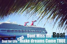 WE WOULD HAVE TOTALLY MISSED THE BOAT, if I had said NO to Zeal....   This is JUST ONE of the REWARDS, our Life Changed Quickly... We are at GROUND LEVEL AND GROWING RAPIDLY!!! ZEAL has been a TRUE BLESSING...   ASK ME HOW!!! Great Incentives and MAJOR DISCOUNTS till Sunday Night....   I want SERIOUS PEOPLE who Need/Want a Change in Life!!!! www.matthewmckey.zealforlife.com