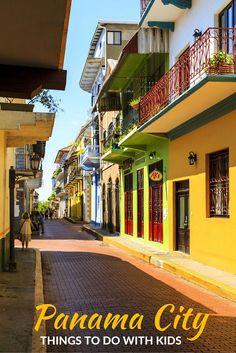 Cosas de hacer en Ciudad de Panamá, Panamá: La cabeza a esta ciudad centroamericana para vagar las calles coloniales, experimente la maravilla de la ingeniería que es Canal de Panamá, y explorar una ciudad que no es ningún lugar como la casa.