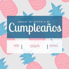 invitaciones de cumpleaños gratis                                                                                                                                                                                 Más