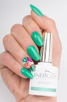 Paradise Beach | indigo labs nails veneto