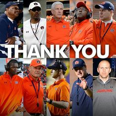 Coaching staff Thank you for a great season! 2013