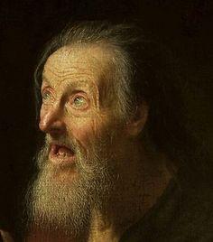Balthasar Denner (self-portrait)