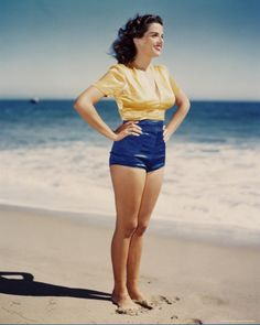 Jane Russell. http://www.youtube.com/watch?v=j1fhxH8hdfw