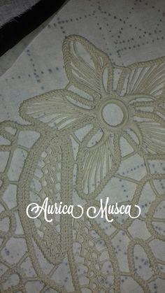 Musca, Romanian Lace, Lace, Patterns, Embroidery