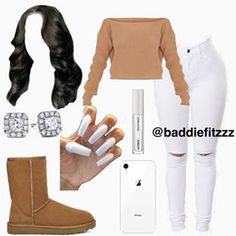 You are in the right place about swag outfits hombre Here we offer you the most beautiful pictures a Swag Outfits For Girls, Boujee Outfits, Cute Comfy Outfits, Teenage Girl Outfits, Cute Casual Outfits, Teen Fashion Outfits, Girly Outfits, Dope Outfits, Stylish Outfits
