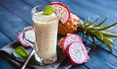 Easy Tropical Dragon Fruit Smoothie Recipe – Julies Cafe Bakery