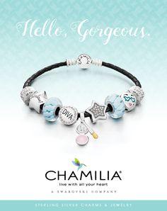 afb8d0435 #Chamilia #Beads #Gorgeous #Jewelry #bracelet #charms Bracelet Charms,  Michigan
