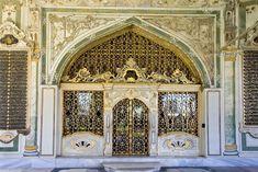 Il giro del mondo in trenta porte, Palazzo Topkapi, Istanbul