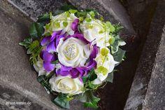 Braut-Traum....   Träume werden wahr.: Brautsträusse und komplette Set`s