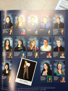 Maybe a human interest page highlighting students who are ...   Yearbook Categories Pages Showing