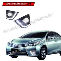 A drl or daytime running light is lighting device on the front of the car. It increases the visibility during fog and on hills. Day And Time, Led, Running