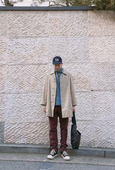 10 Inspirasi street-fashion Dari BTS RM, cowok bisa tiru nih