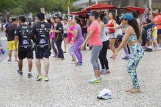 Saúde e bem-estar - Eventos movimentam Ponta Negra neste fim de semana Show, dança, esportes e muito entretenimento fazem parte da grande a