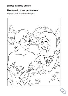 Adam And Eve Garden Of Eden