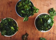 My friend Samantha often whips up some kale chips for playdates, and our toddler sons wolf them up. It's...