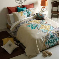 Bliss Living Home Shangri-La Bedding By Blissliving Home Bedding, Comforters, Comforter Sets, Duvets, Bedspreads, Quilts, Sheets, Pillows: The Home Decorating Company