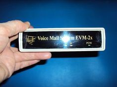 DataLabsUSA Voice Exec EVM-2xv+ Ultimate Answering Machine System with Voice Mail / Auto Attendant and is now Vonage Comcast and all lines Compatible w/ remote extension capability. up to 256 mail boxes -- 256 audiotex menus in up to 4 tiers. Answers up to 2 calls simultaneously like a real operator! -- up to 6.5 hr. Message Time. Transfers to 90 Cell Phones using 3 way call transfer features on the line(s). All Digital - 6 High Quality Audio Settings - Time and Date Stamping. Over 40…