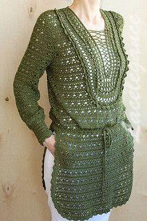 Captivating Crochet a Bodycon Dress Top Ideas. Dazzling Crochet a Bodycon Dress Top Ideas. Crochet Bodycon Dresses, Black Crochet Dress, Crochet Cardigan, Pull Crochet, Mode Crochet, Knit Crochet, Knitting Patterns, Crochet Patterns, Crochet Woman