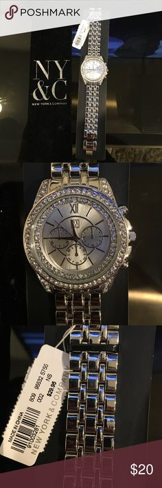 Spotted while shopping on Poshmark: Brand new NY&CO watch! #poshmark #fashion #shopping #style #Accessories