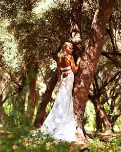Designer Wedding Gowns | Morocco Bridal Collection Amanda Wakeley