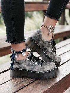 25 Women Shoes To Copy Asap - Daily Fashion Dr Shoes, Sock Shoes, Me Too Shoes, Shoes Heels, Footwear Shoes, Flats, High Heel Boots, Heeled Boots, Shoe Boots