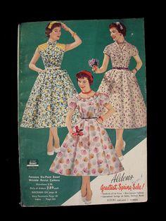 1956 Aldens catalog