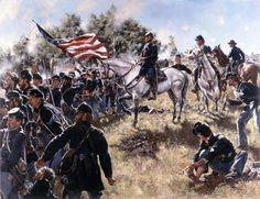 The Men Must Us Today - July 2, 1863