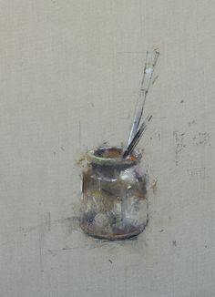 Nathan Ford   'Sludge' oil on canvas