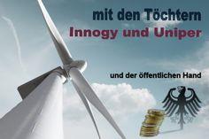 RWE und E-ON wollen mit erneuerbaren Energien Milliarden verdienen