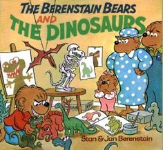 The Berenstain Bears and the Dinosaurs: Stan Berenstain, Jan Berenstain: 9780394868837: Amazon.com: Books