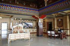 Reception - 3 star Tibet Gang Gyan Hotel, Lhasa