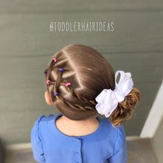See this Instagram photo by @toddlerhairideas • 424 likes