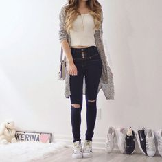 New clothes cute casual hats ideas Cute Casual Outfits, Pretty Outfits, Stylish Outfits, Beautiful Outfits, Teenager Outfits, Outfits For Teens, Fall Outfits, Summer Outfits, Emo Outfits